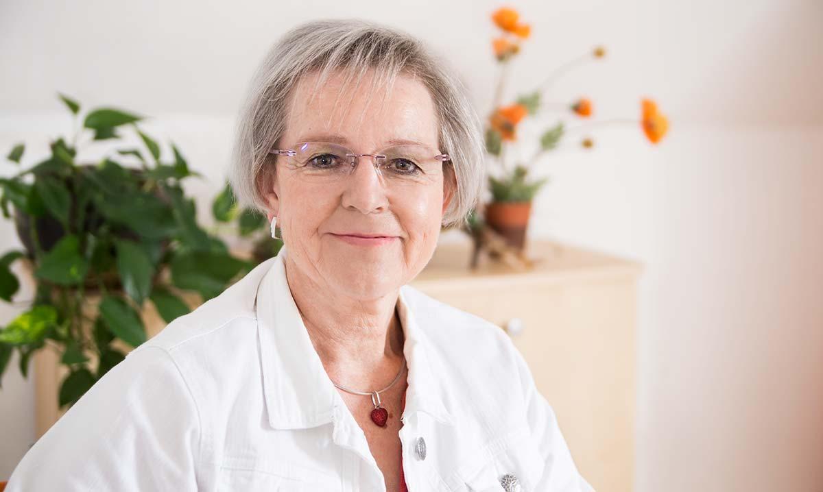Heilpraktikerin Hannelore Gerstmayr